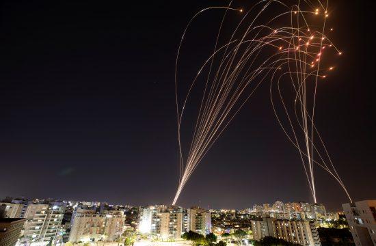 Izrael napad