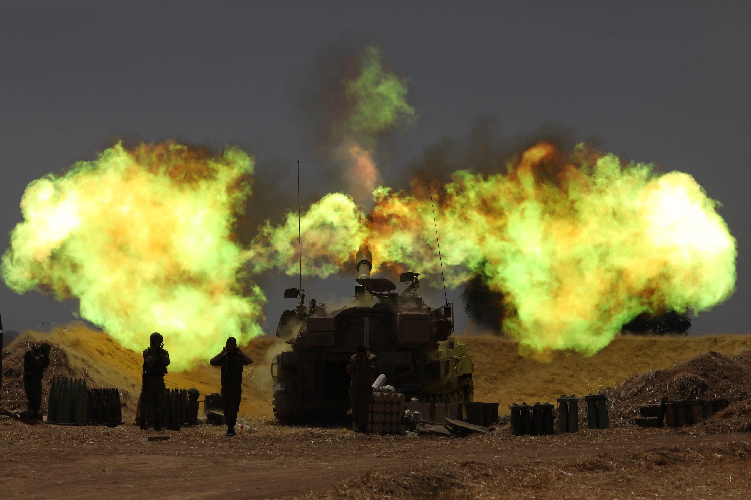 Izrael Palestina konflikt
