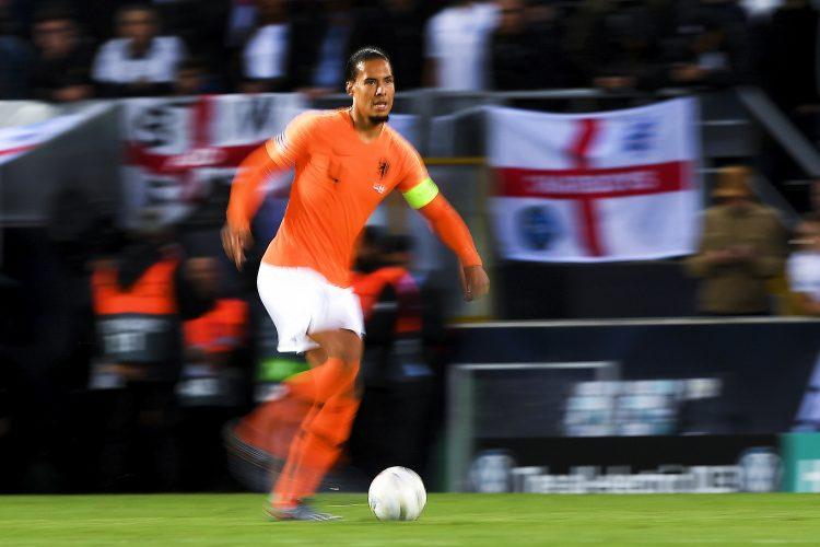Virdžil van Dajk, Fudbalska reprezentacija Holandije