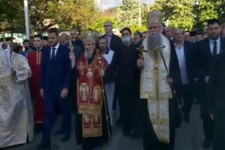 Litija Nikšić Sv. Vasilije Ostroški