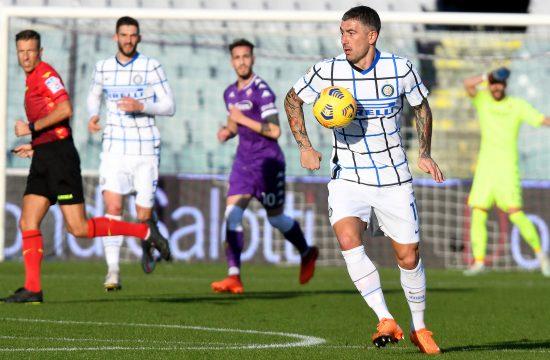 Aleksandar Kolarov, FK Inter, FK Fjorentina