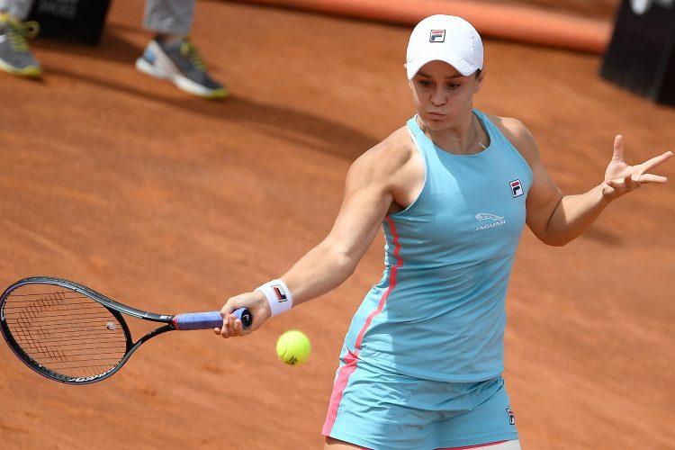 Ešli Bartin WTA Rim
