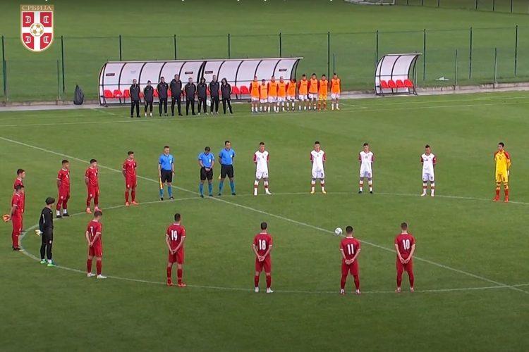 Minut ćutanja Milan Kosanović preminuo fudbaleri Srbije