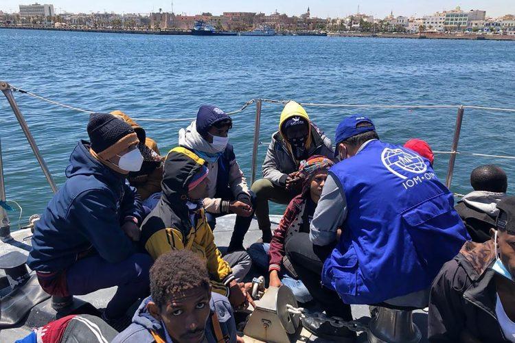 Migranti Libija Tunis