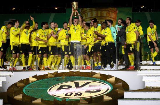 Borusija osvaja Kup Nemačke pobeda Lajpcig 4:1