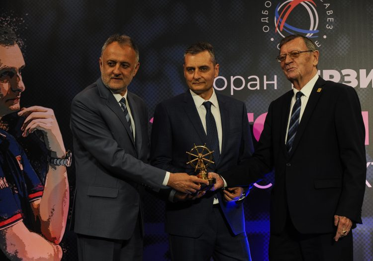 Zoran Terzić, trener 20 godina odbojka