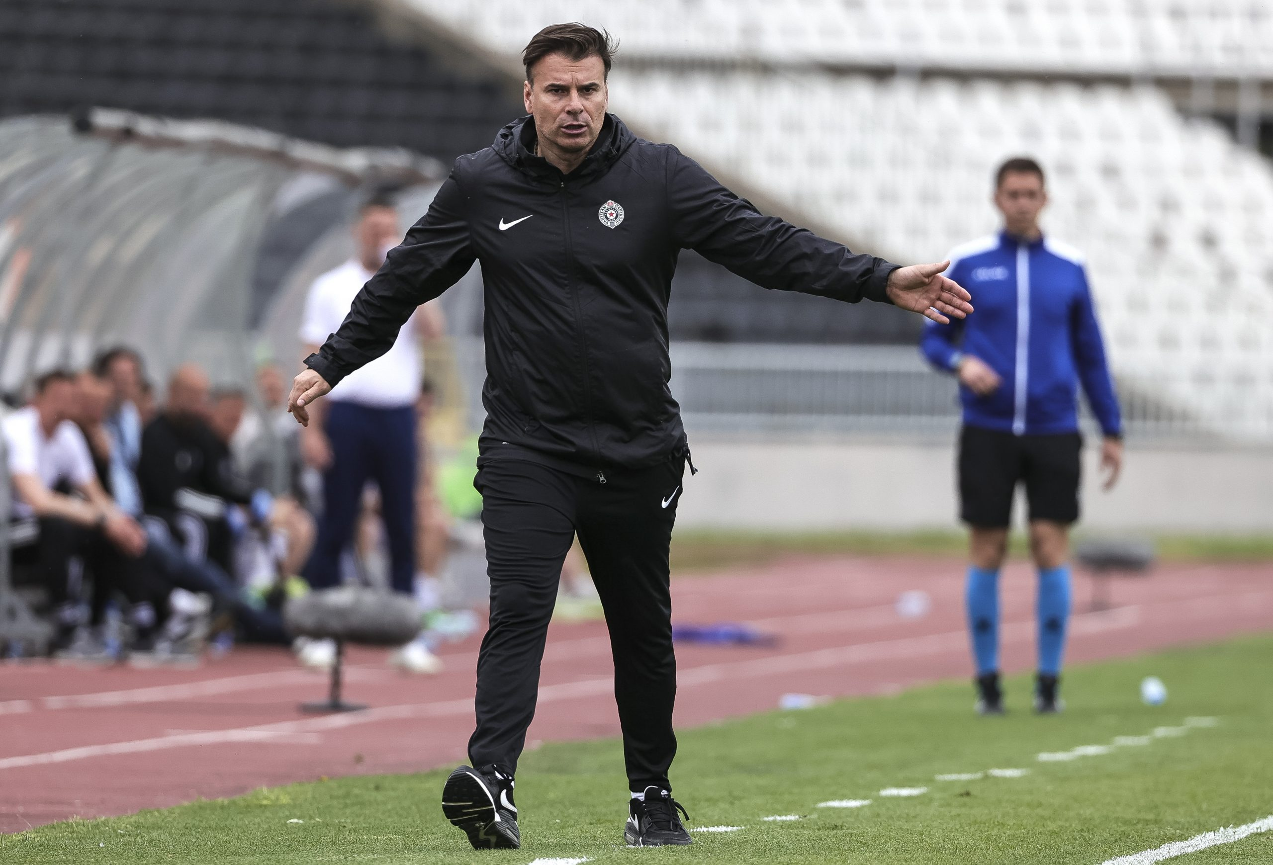 FK Partizan, Aleksandar Stanojević