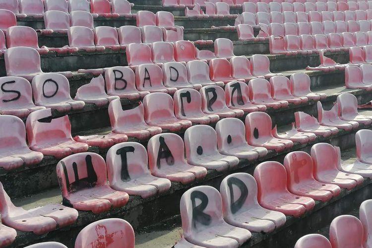 Maketa stadion Cika Daca