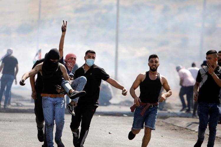 Israel Palestina sukob protest