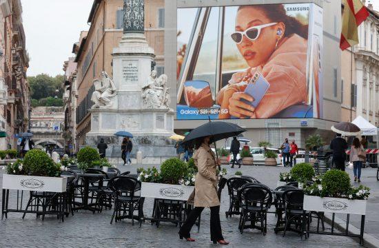 Italija Rim vreme