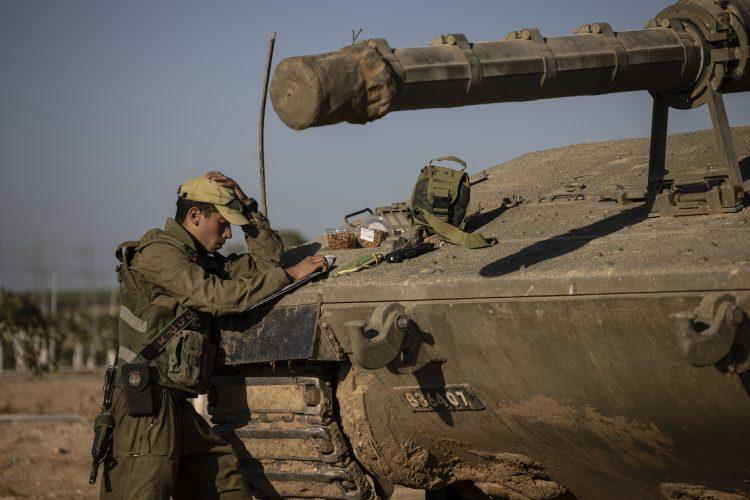 Izrael Palestina sukob vojska