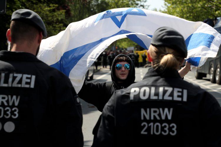 Nemacka protest