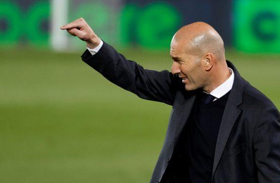 Zinedin Zidan Real Madrid