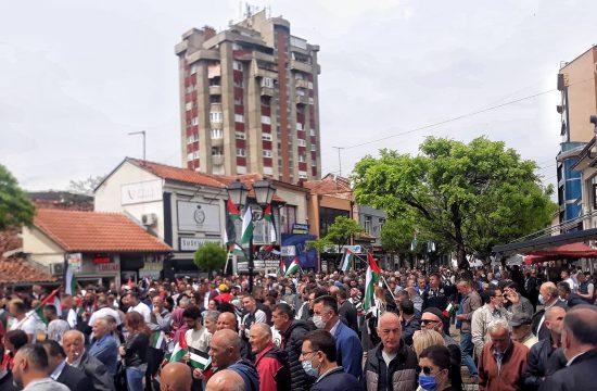 Protest za Palestinu