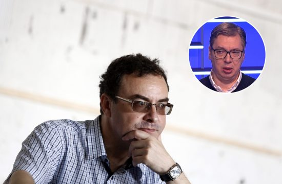 Jovo Bakić, Aleksandar Vučić kombo