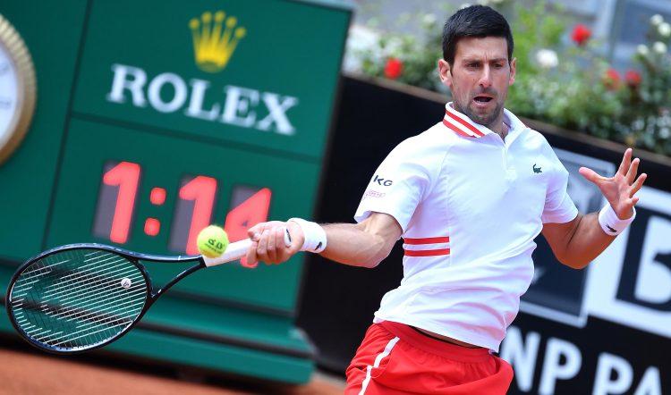 Novak Đoković izjednačio rekord Nadala u Rimu