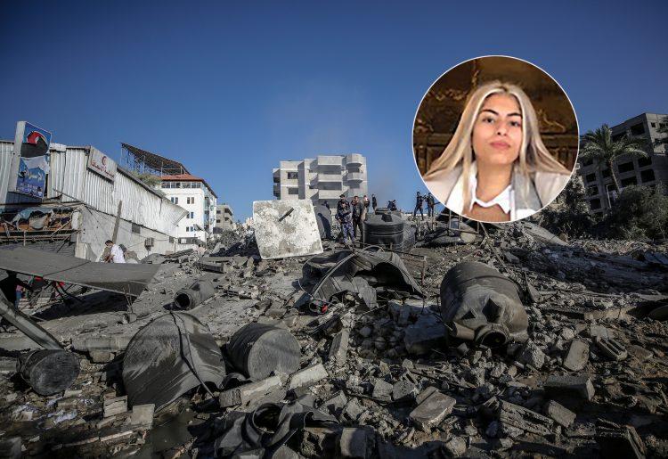 Gaza,Luna bsiso