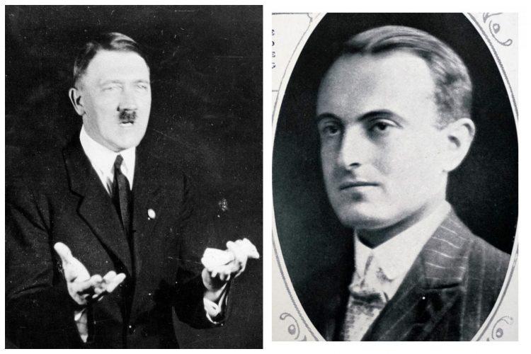 Hitler, Knez Pavle kombo