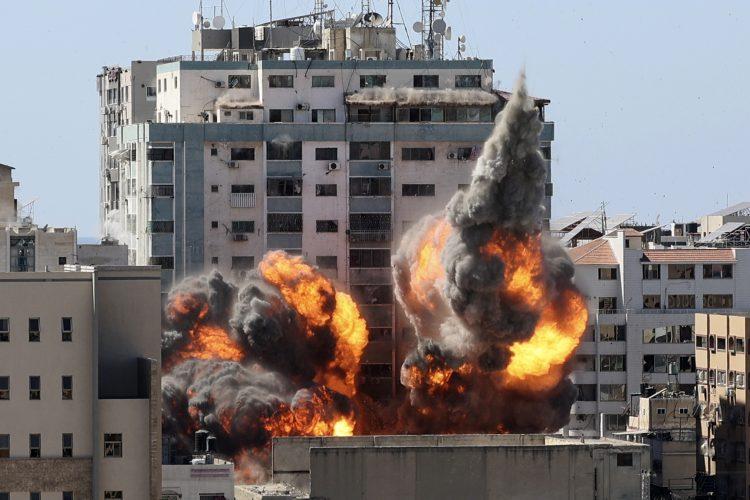 Gaza eksplozija