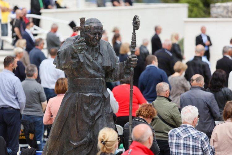 Udbina pomen za poginule na Bleiburg