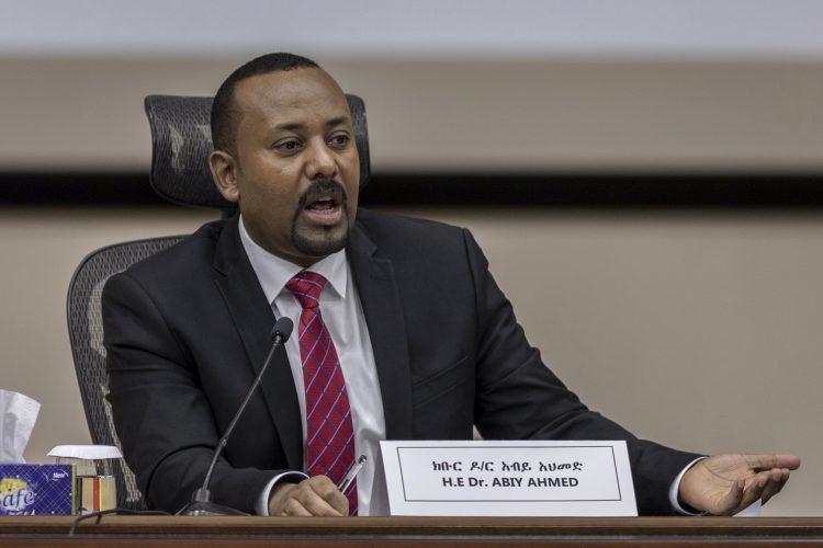 Etiopija izbori