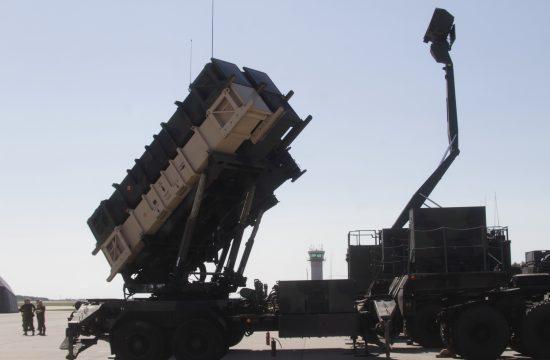 Americki sistem protivvazdusne odbrane Patriot