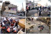 Izrael Gaza kombo