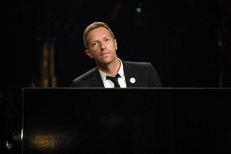 Kris Martin, Coldplay