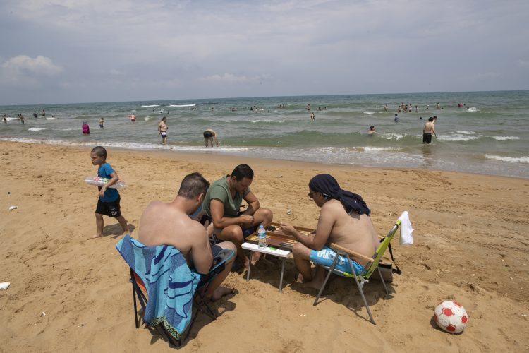 Turska; plaža