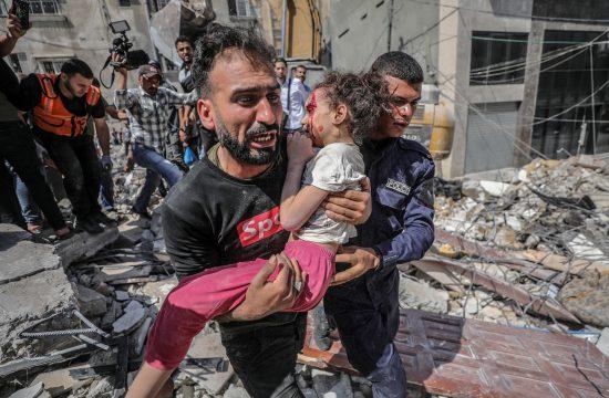 Gaza Palestina sukob