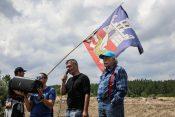 Aleksandar Jovanovic Cuta Bara Reva protest