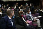 Damir Handanovic, Maja Gojkovic i Ivan Karl Fest zatvaranje