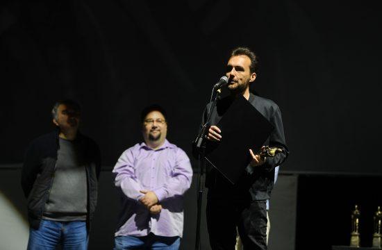 "Ivan Ikic nagrada ""Beogradski pobednik"" za najbolji film ""Oaza"" Fest zatvaranje"