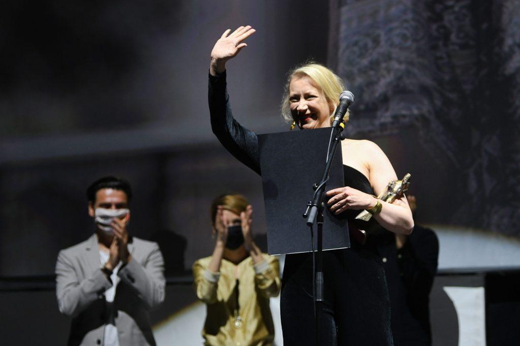 Lana Baric nagrada za najbolju zensku ulogu Fest zatvaranje