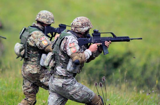 Vojska Crna Gora