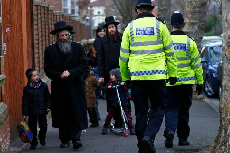 London Jevreji