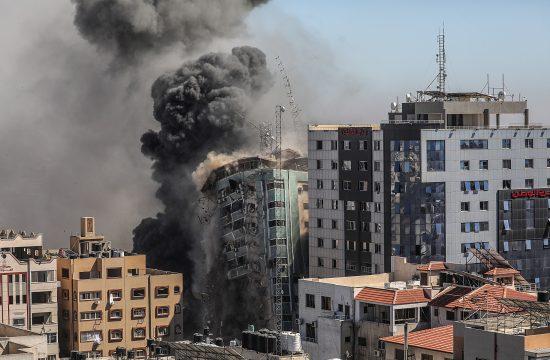 Gaza ekslpozija