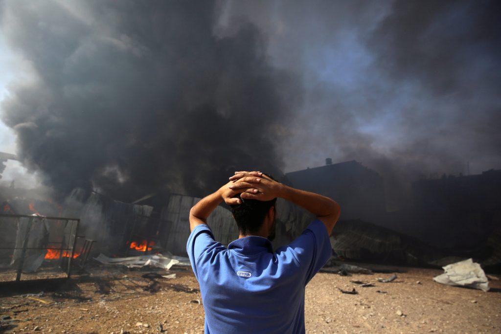 Izrael Gaza