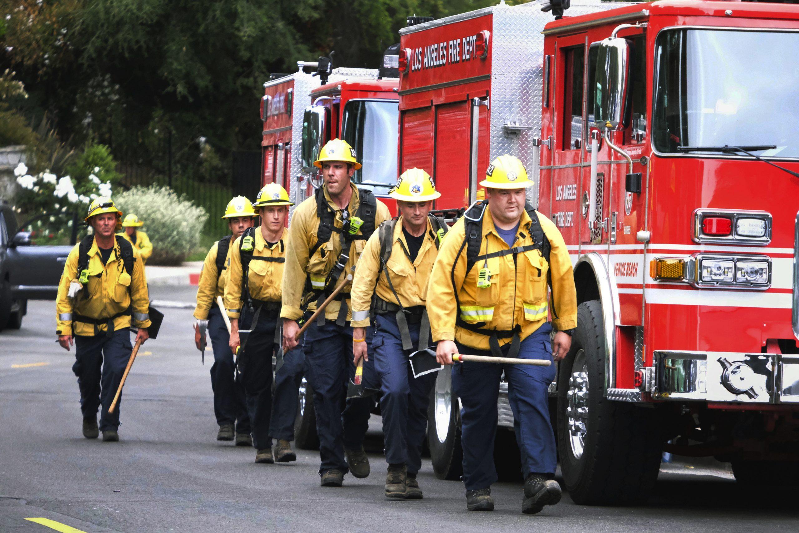 Kalifornija požar
