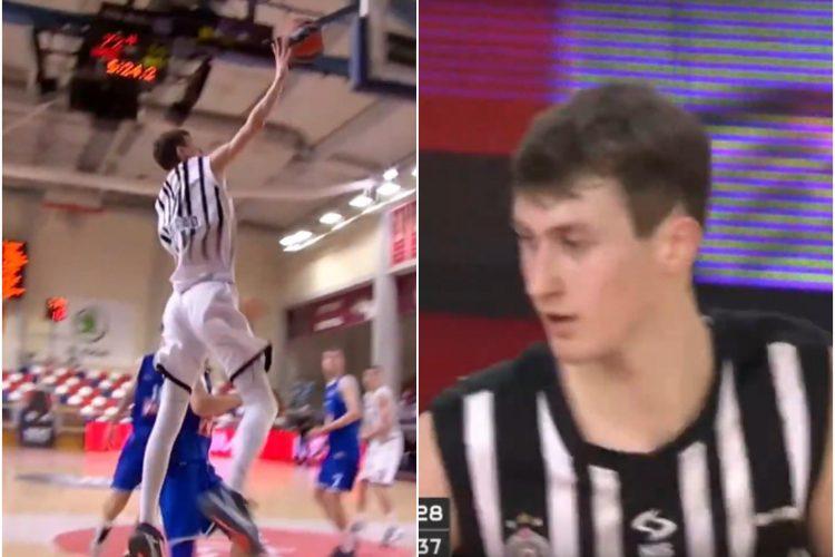 Marko Vukčević KK Partizan