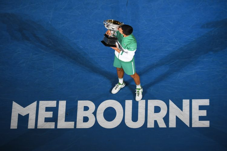 Novak Đoković Australijan Open 2021, 2022