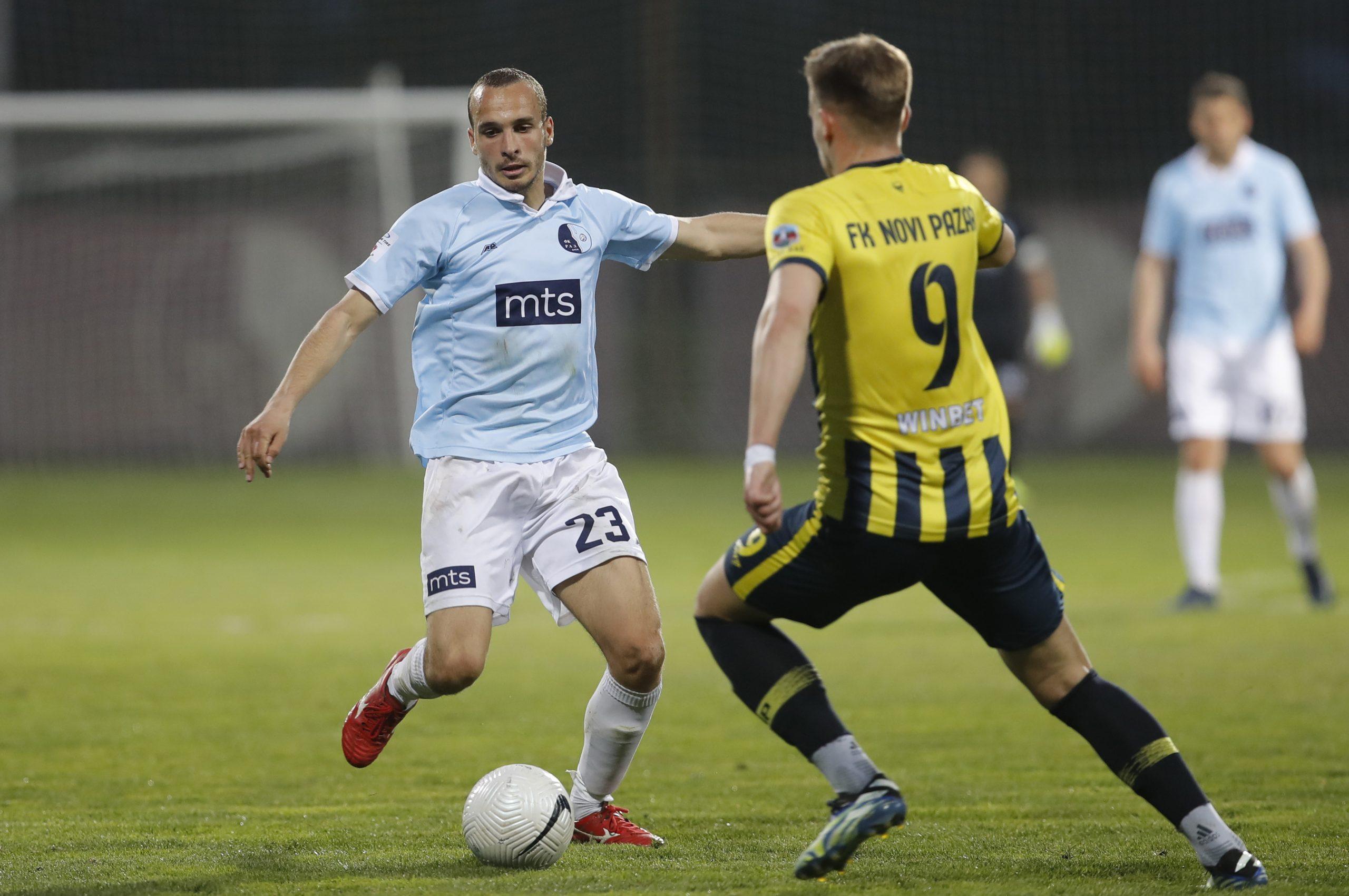 FK Rad, FK Novi Pazar