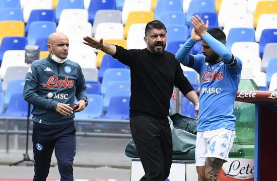 Đenaro Gatuzo FK Napoli