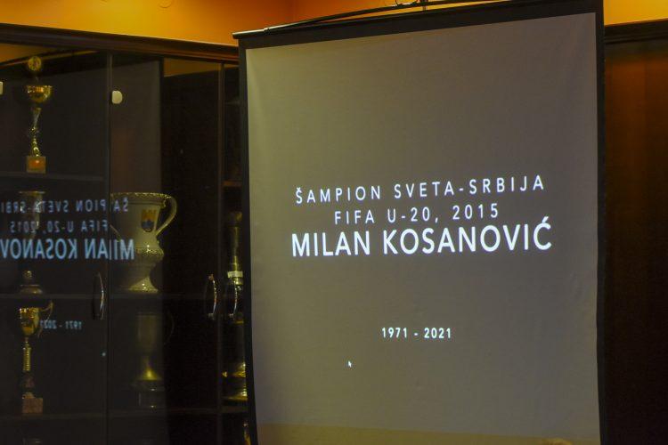 Komemoracija Milan Kosanovic