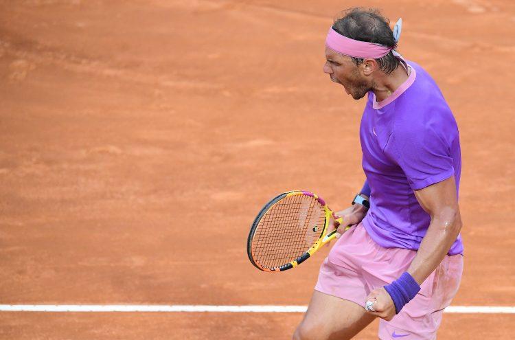 Rafael Nadal ATP Rim ćelavi