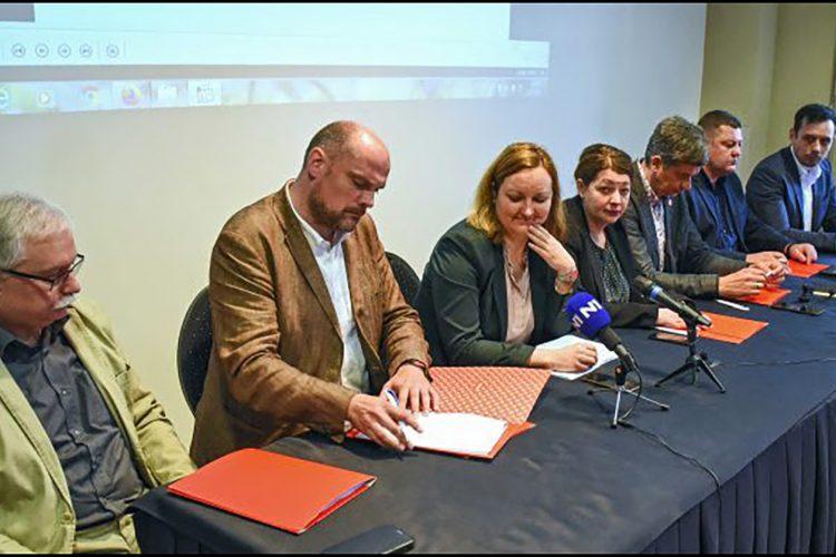 Potpisan Memorandum o saradnji šest medijskih udruženja u Srbiji