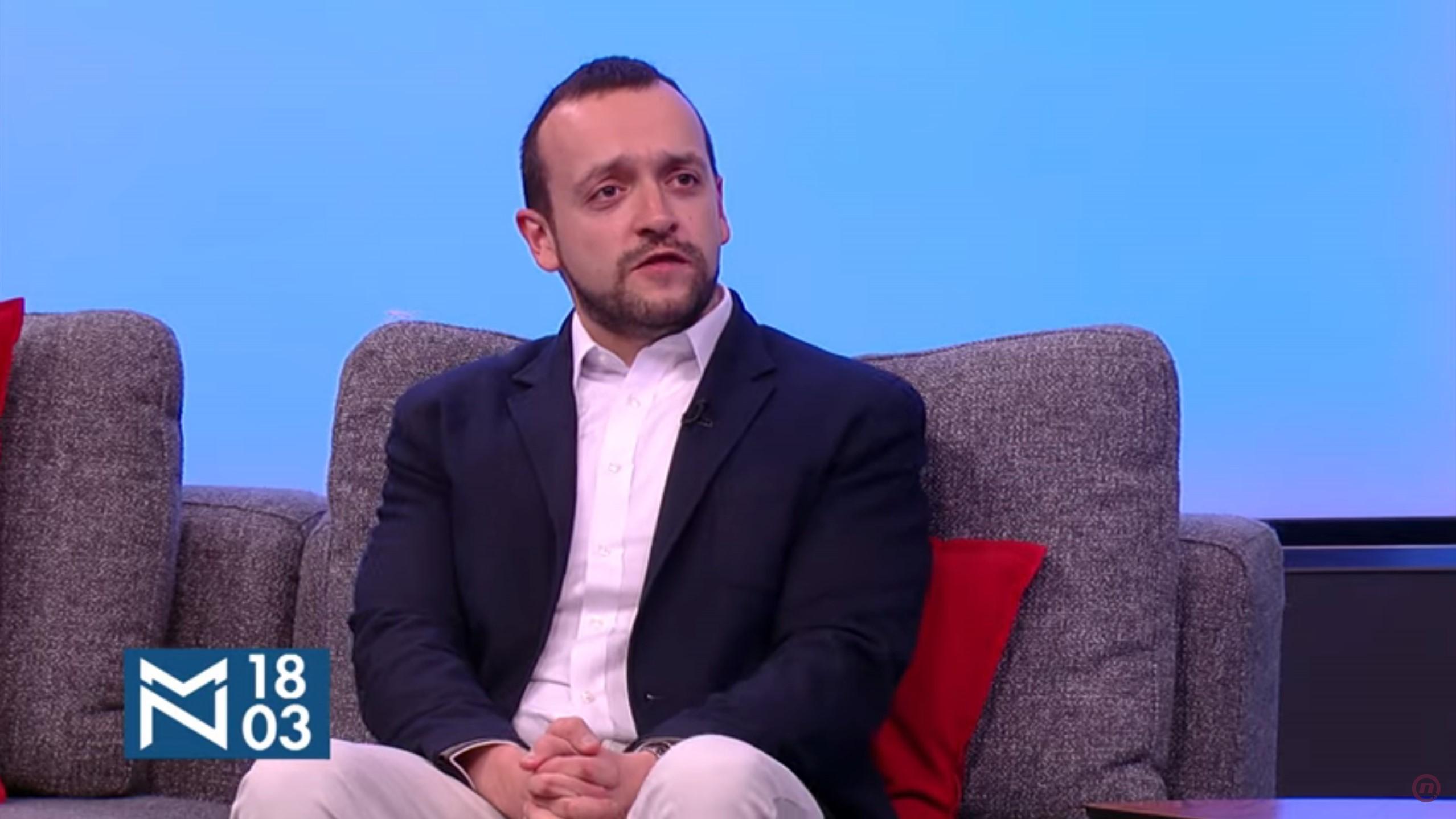 Boban Stojanović, Ranko Pivljanin, emisija Među nama, Medju nama