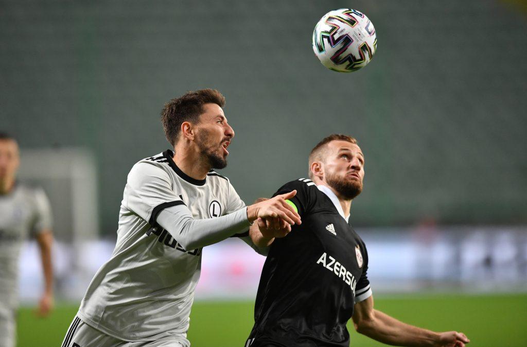 Filip Mladenović, FK Legija