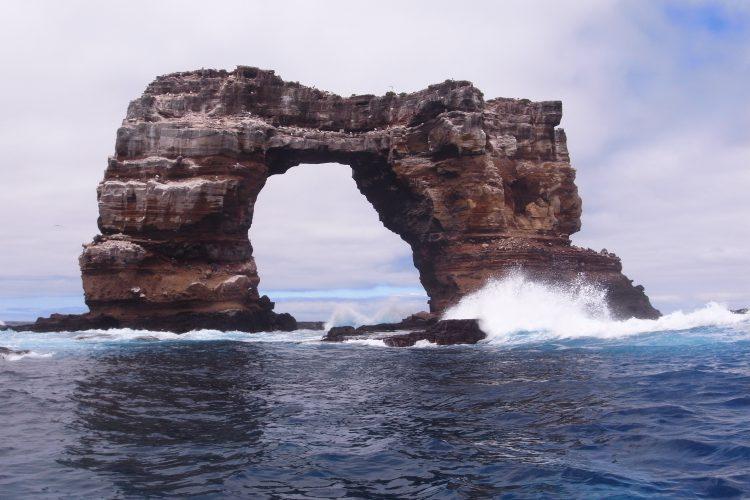 Darvinova kapija Galapagos
