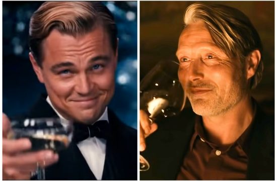 Leonardo Dikaprio, Mads Mikelsen kombo